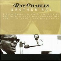 Cover Ray Charles - Brother Ray [2005]